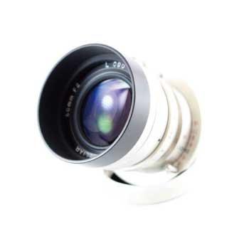 コシナ Voigtlander HELIAR 50mm F2 L 090 説明書 ケース付き