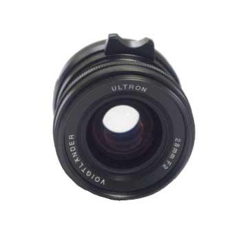 フォクトレンダー ウルトロン 28mm F2 ライカ Mマウント フィルムカメラ レンジファインダー VM 画像