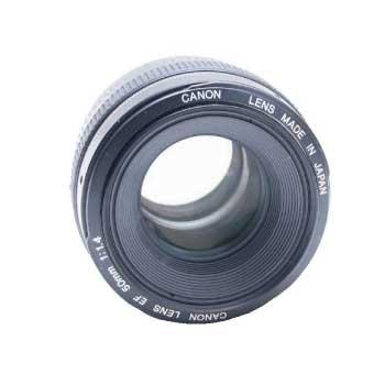 コシナ キヤノン EF 50mm F1.4 USM 単焦点レンズ フルサイズ対応 プラナー 画像