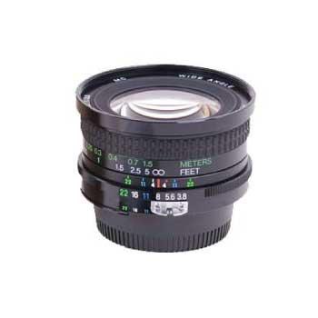 Cosina コシナ Wide Angle 20mm F3.8 MC Macro マクロ レンズ 画像
