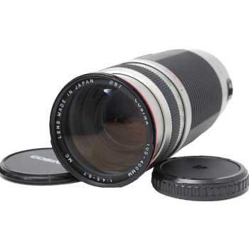コシナ COSINA 100-400mm F4.5-6.7 MC キャノン用 画像