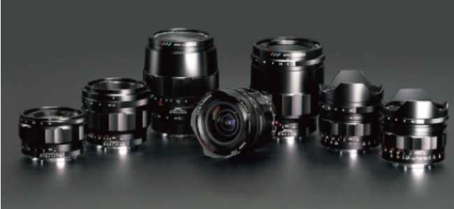 カメラレンズ COSINAとは 画像