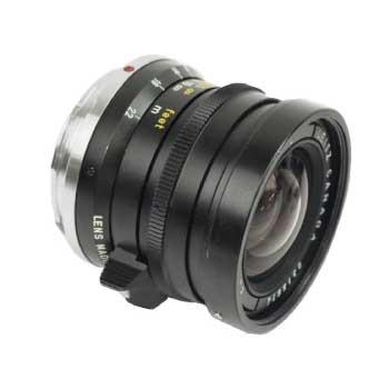 エルマリート 28mm F2.8 第2世代 前期 LEITZ ELMARIT 12501 フード付 画像