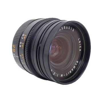 エルマリート LMARIT-M 1:2.8/28 E46 単焦点レンズ 元箱付き 第四世代 名玉 画像
