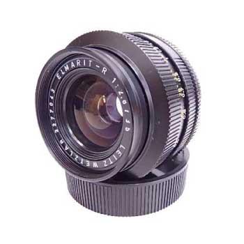 LEITZ ELMARIT-R 35mm F2.8 ライカRマウント 3カム レンズフード付 画像