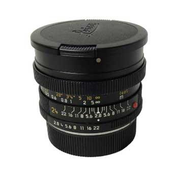 Leica エルマリート ELMARIT R 24mm F2.8 b145 ライカ レンズ 画像
