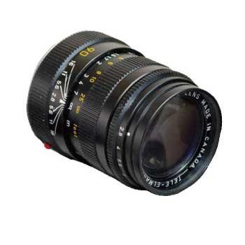 テレ-エルマリート TELE-ELMARIT-M 90mm F2.8 カナダ製 カメラレンズ 画像