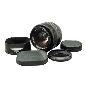 FUJIFILM フジノンレンズ XF 35mm F1.4 R 大口径 標準レンズ 画像