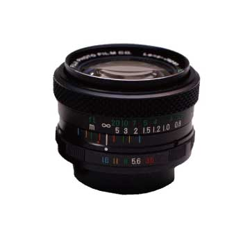 フジノン ペンタックス M42マウント専用 FUJINON-SW 28mm 単焦点ワイドレンズ 1:3.5 画像