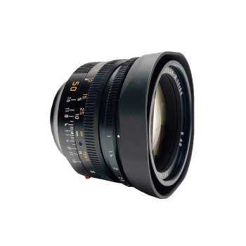 LEICA ライカ レンズ Noctilux-M ノクチルックス f1.0 50mm E60 後期 画像