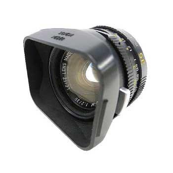 Leica SUMMICRON-M ズミクロンM 1:2/35 カナダ製 ライカ レンズ 画像