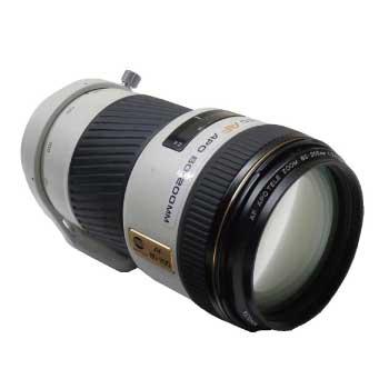 ミノルタ HIGH SPEED AF APO TELE 80-200mm 1:2.8(32) 望遠レンズ 画像
