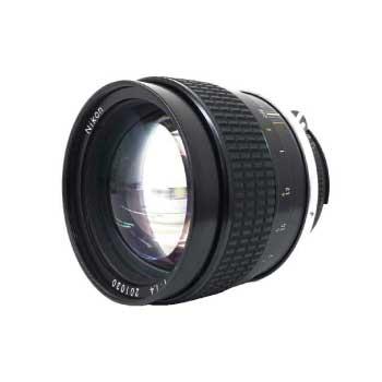ニッコール NIKKOR 85mm F1.4 レンズ ZI-3852 画像
