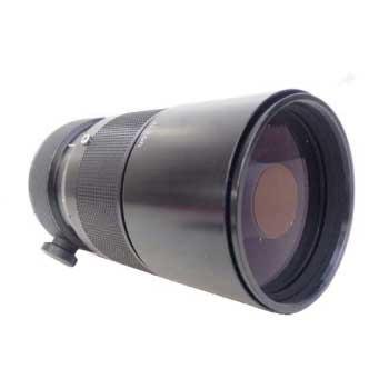 Nikon REFLEX-NIKKOR F11 1000mm 超望遠 ミラーレンズ 名玉 画像