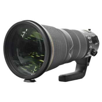 Nikon ニコン 単焦点レンズ AF-S NIKKOR 400mm f/2.8E FL ED VR ケース付き 画像