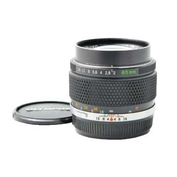 オリンパス OM-SYSTEM F.ZUIKO AUTO-T 85mm F2 単焦点 中望遠 大口径レンズ OMマウント 画像