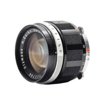 OLYMPUS オリンパス H.Zuiko AUTO-S 42mm F1.2 単焦点 広角レンズ PEN-Fマウント 画像