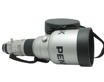 ペンタックス smc PENTAX-FA 600mm F4 IF&ED 超望遠レンズ 中古品 画像