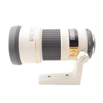 ペンタックス smc PENTAX-F F4.5 300 ED (IF) スターレンズ 望遠 ソフトレンズケース付 画像