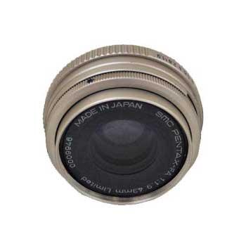 PENTAX ペンタックス SMC PENTAX-FA 1:1.9 43mm Limited レンズ オートフォーカス 画像