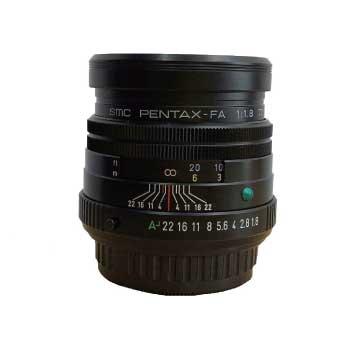 ペンタックス SMC PENTAX-FA 1:1.8 77mm Limited カメラ レンズ 画像