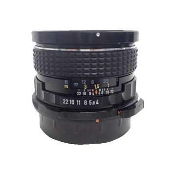 ペンタックス SMC PENTAX-6×7 1:4 45mm 中判カメラ カメラレンズ 画像