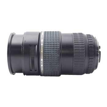 ペンタックス SMC PENTAX-FA 645 ZOOM 80-160mm F4.5 645用 望遠ズーム 中判レンズ 画像