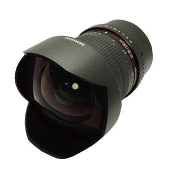 サムヤン 超広角レンズ 14mm F2.8 ED AS IF UMC ソニーEマウント 画像