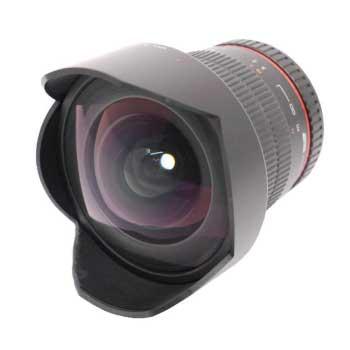 SAMYANG F2.8 14mm ED AS IF UMC サムヤン レンズ 画像