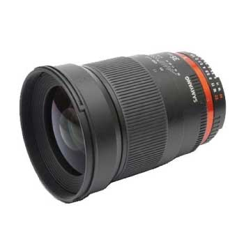 SAMYANG 35mm F1.4 AS UMC ニコンマウント 一眼レフ用 マニュアルフォーカス 大口径広角レンズ 画像