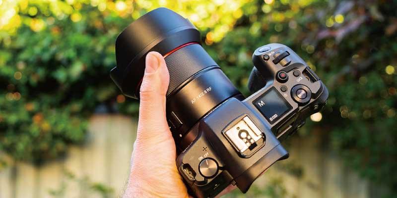 カメラレンズ サムヤン とは 画像