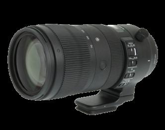 シグマ Sports 70-200mm F2.8 DG OS HSM キヤノンEFマウント 一眼レフカメラ用レンズ 中古品 画像