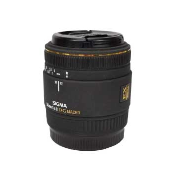 シグマ カメラレンズ 50mm F2.8 EX DG MACRO キヤノン用 単焦点 フルサイズ対応 画像