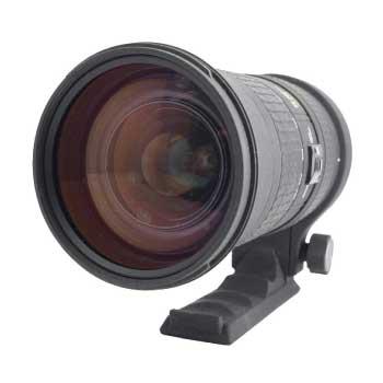 SIGMA APO 50-500mm F4-6.3D NIKON ニコン用 一眼レフカメラ 望遠 レンズ 三脚座付き 画像