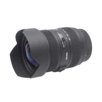 シグマ 12-24mm F4.5-5.6 II DG HSM 一眼カメラ用 超広角ズームレンズ 35mmフルサイズ 画像
