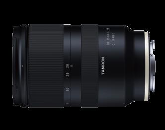 タムロン カメラレンズ 28-75mm F/2.8 Di III Di3 RXD FOR SONY 美品 画像