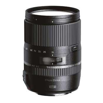 タムロン 16-300mm F/3.5-6.3 Dill VC PZD MACRO B016N for Nikon カメラレンズ 画像