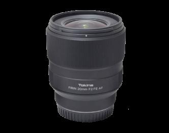 トキナー FiRIN 20mm F2 FE AF ソニーFEマウント用レンズ 美品 画像