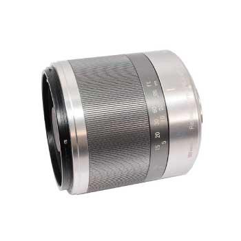 トキナー マイクロ フォーサーズ Tokina Reflex 300mm F6.3 MF Macro レンズ フード 付き 画像