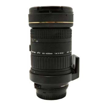 トキナー AT-X 840D AT-X 80-400mm F4.5-5.6D AFカメラ用交換レンズ Nikon用 画像