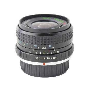 Tokina RMC 35mm F2.8 単焦点 広角レンズ ペンタックス Kマウント 画像
