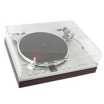 PD-171 レコードプレーヤー画像