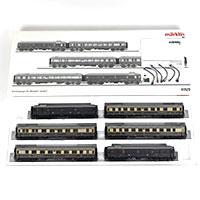 鉄道模型 メルクリン HOゲージ 41929 急行客車6両セット画像