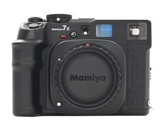 マミヤ Mamiya 7II 中判レンジファインダーカメラ画像