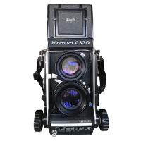 マミヤ C330 Professional S レンズ交換式二眼レフカメラ画像