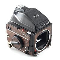 マミヤ M645 1000S 中判一眼レフカメラ画像