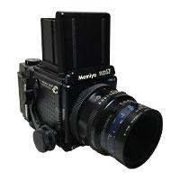 マミヤ RZ67 Pro II 中判一眼レフカメラ画像