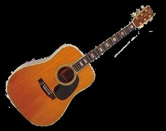 1976年製 D-45 アコースティックギター画像