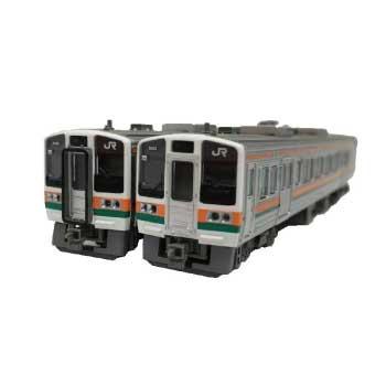 マイクロエース Nゲージ A2664 5000 飯田線 2両セット 画像