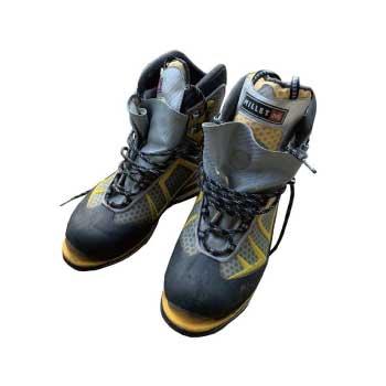 ミレー 登山靴画像
